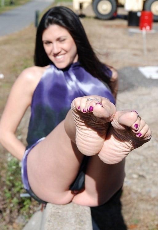 Mature foot fetish pics-1518