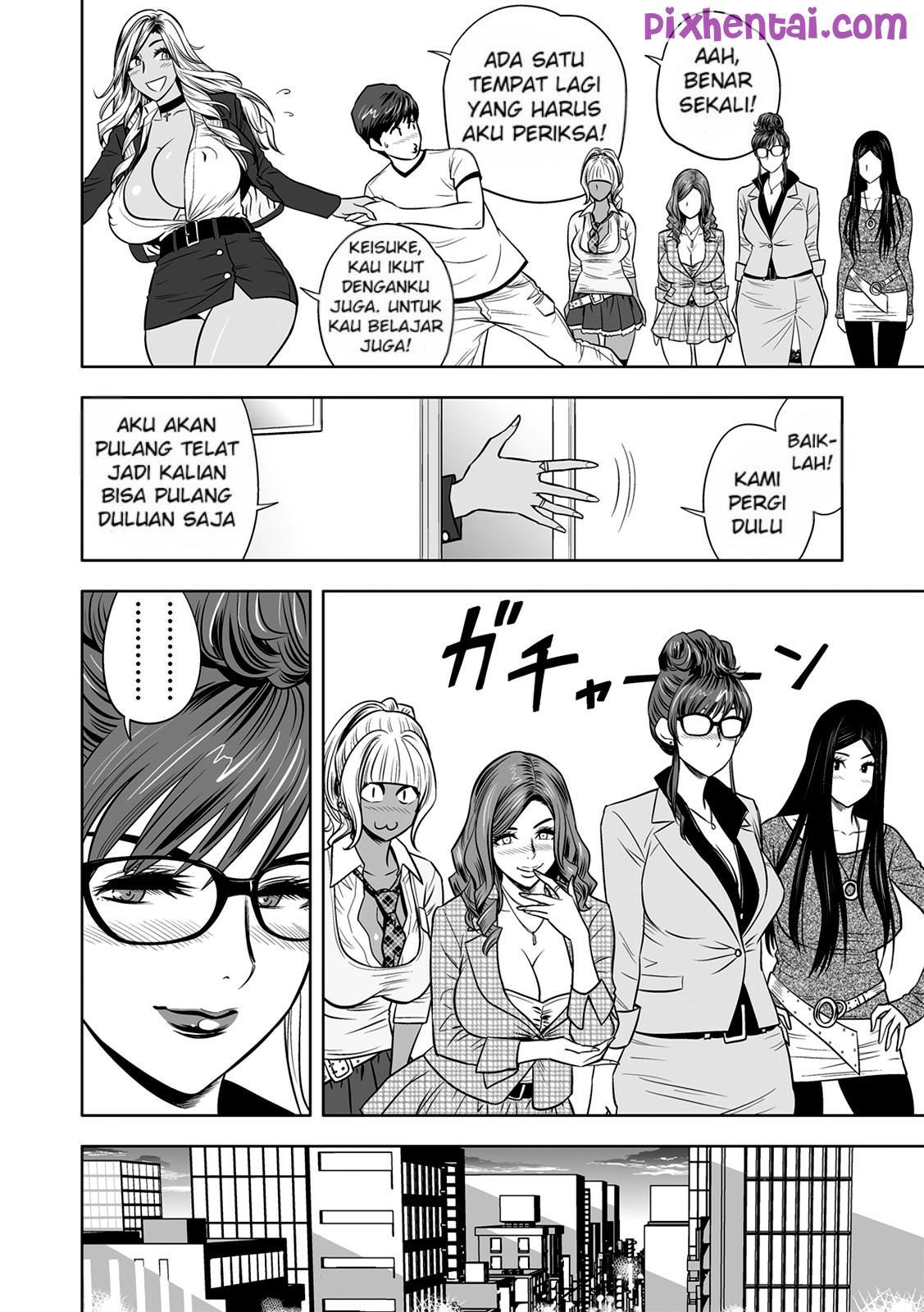 Komik Hentai Diajak Ngesex Direktur Montok Manga XXX Porn Doujin Sex Bokep 15