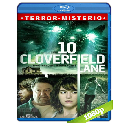 Avenida Cloverfield 10 Full HD1080p Audio Trial Latino-Castellano-Ingles 5.1 2016