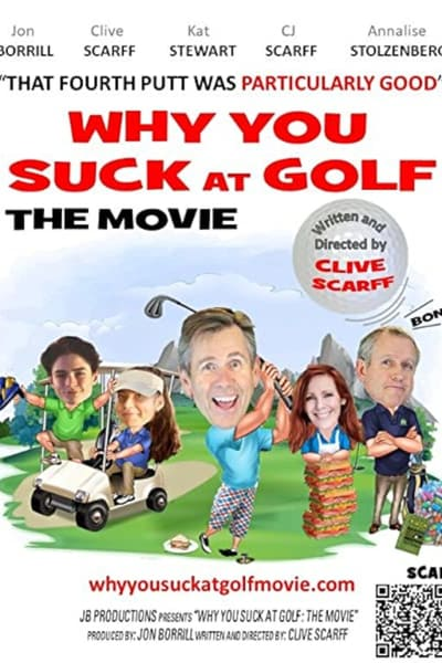 Why You Suck at Golf The Movie 2021 1080p AMZN WEBRip DD2 0 x264-GalaxyRG