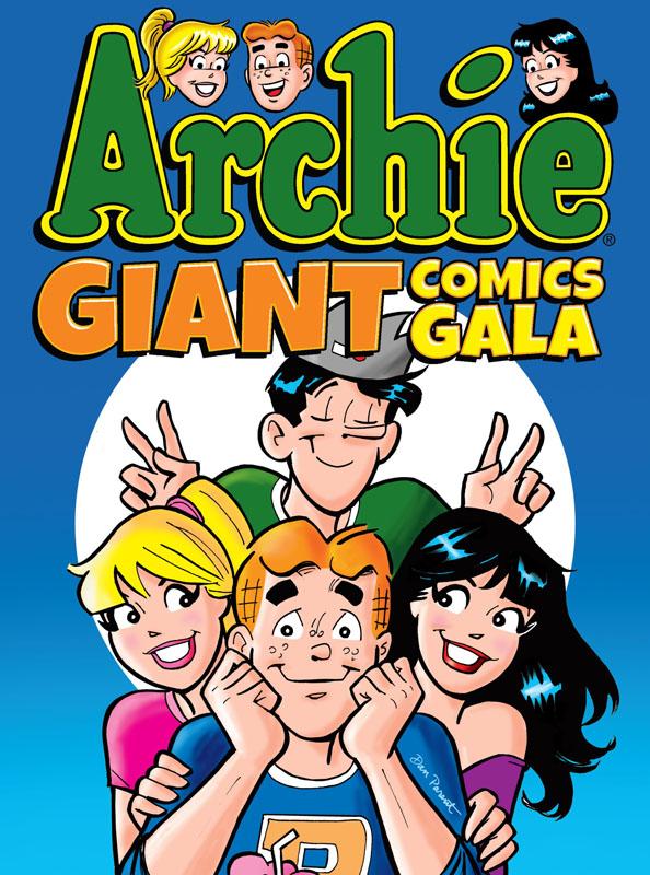 Archie Giant Comics Gala v14 (2019)