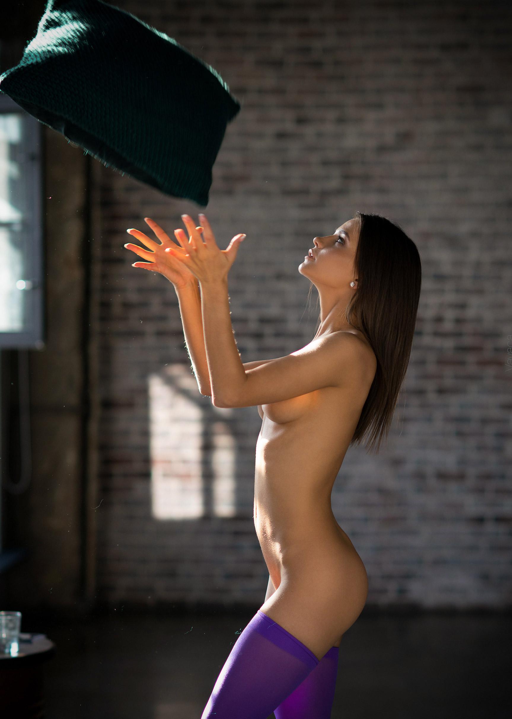 сексуальная Кристина Макарова, фотограф Владимир Николаев / фото 15