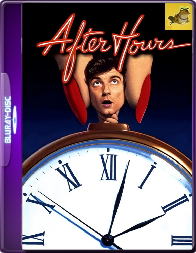 Después De Hora (1985) Brrip 1080p (60 FPS) Latino / Inglés