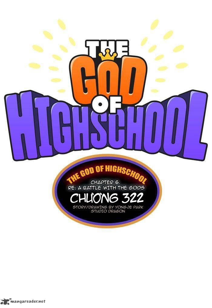 The God Of High School Chap 322 . Next Chap Chap 323