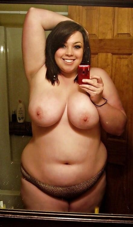 Topless sexy selfies-9123
