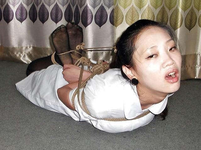 Shibari style bondage-4301