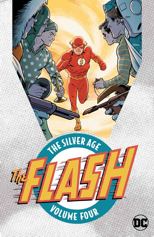 The Flash - The Silver Age v04 (2019)