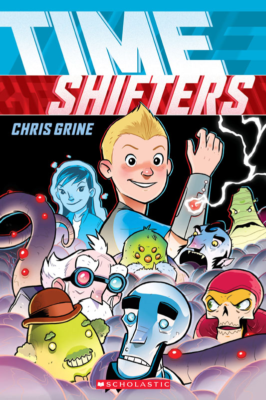Time Shifters (2017)