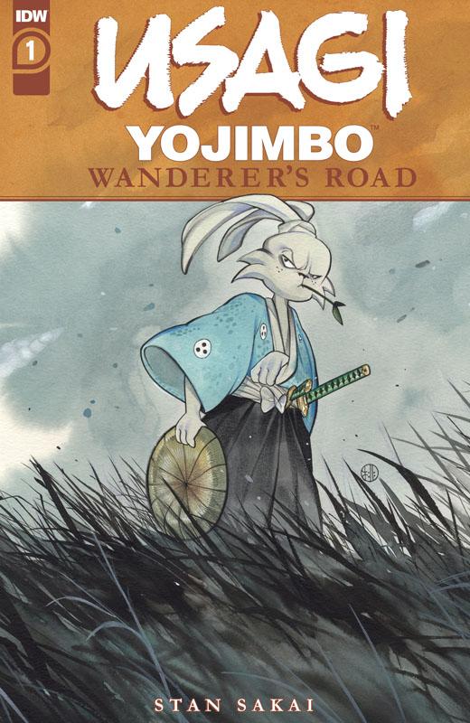 Usagi Yojimbo - Wanderer's Road #1-5 (2020-2021)