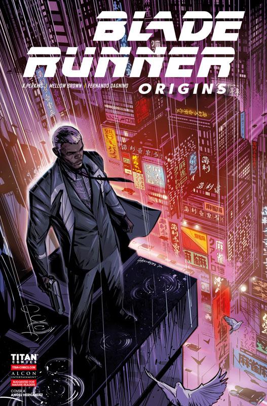 Blade Runner Origins #1-7 + FCBD (2021)