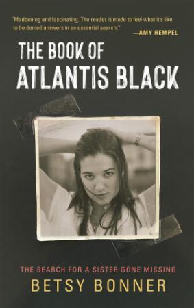 The Book of Atlantis black - The Search for a Sister Gone Missing