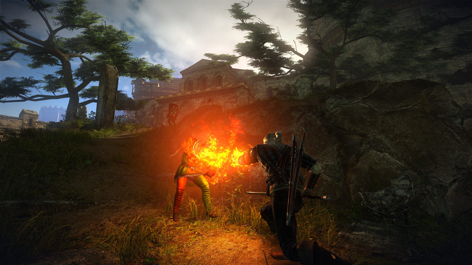 The Witcher 2: Assassins of Kings Enhanced Edition Captura 1