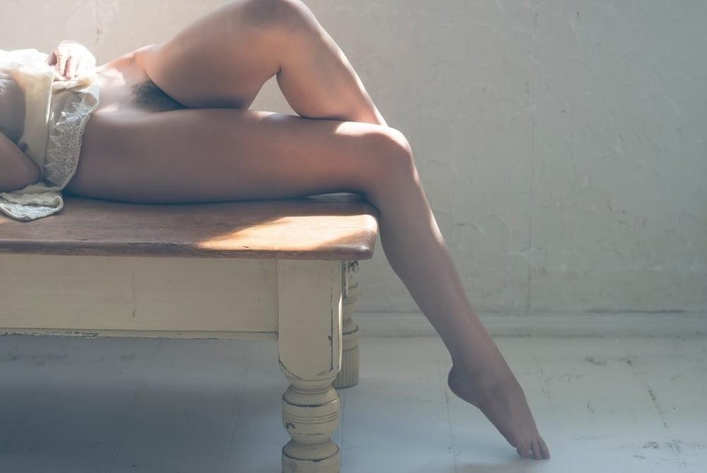 Public lesbian nude-8874