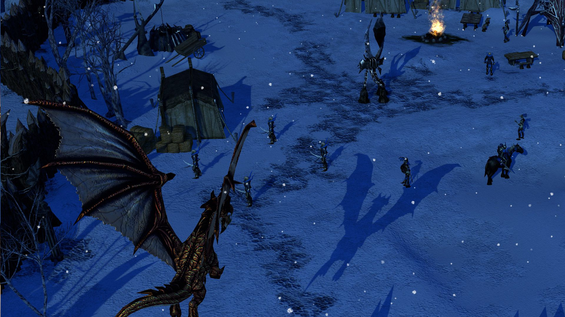 SpellForce 2: Demons of the Past Captura 2