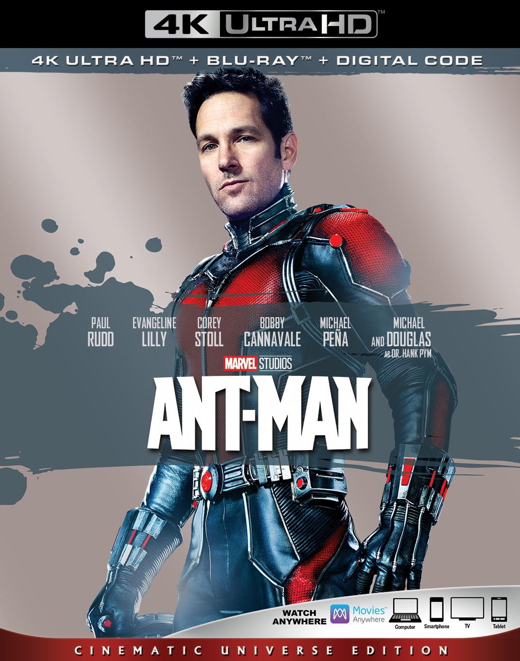 Ant-Man 2015 UHD BluRay 2160p TrueHD Atmos 7.1 HEVC REMUX -FraMeSToR  – 47.4 GB | G- Drive