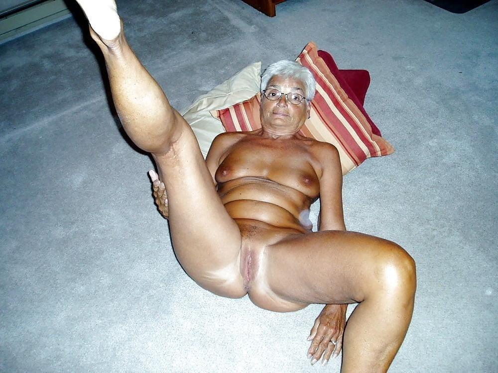 Chubby granny naked-8602