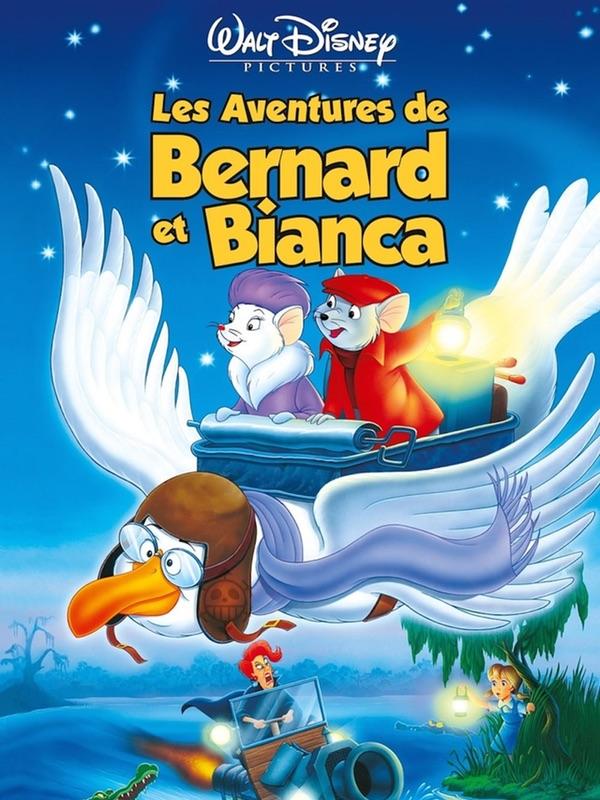 Les Aventures De Bernard Et Bianca 1977 MULTi 1080p BluRay HDLight x265-H4S5S