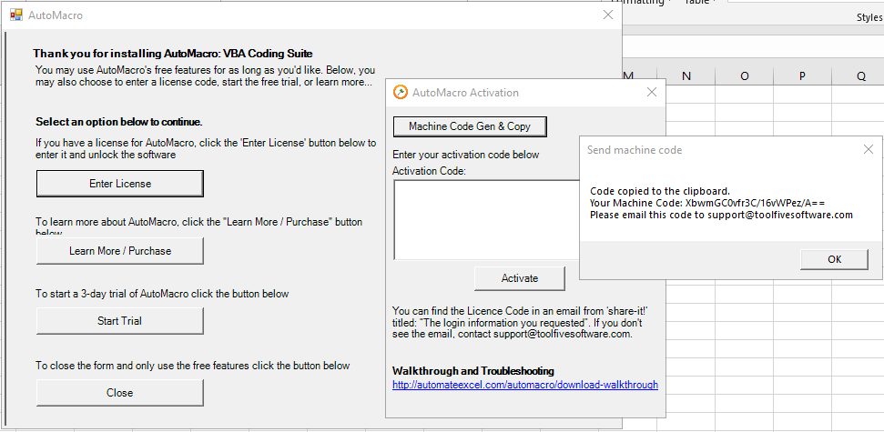 AutoMacro: VBA Code Generator | Board4All