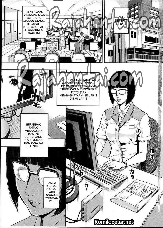 Komik Hentai Wanita Kantoran Dientot Tukang Salon Manga Sex Porn Doujin XXX Bokep 05