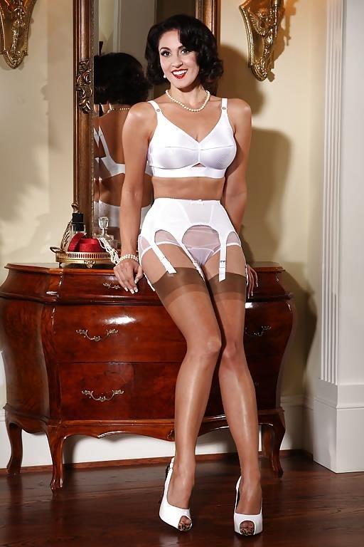 Lingerie stockings porn pics-5195