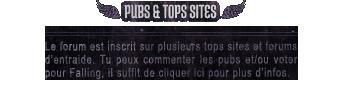 pubs et tops sites