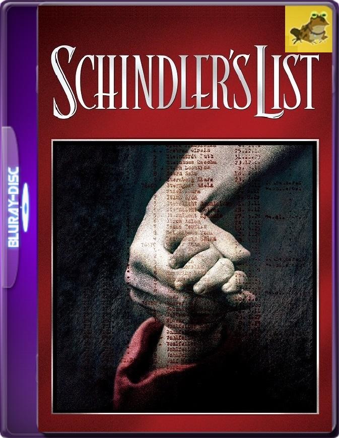 La Lista De Schindler (1993) Brrip 1080p (60 FPS) Latino / Inglés