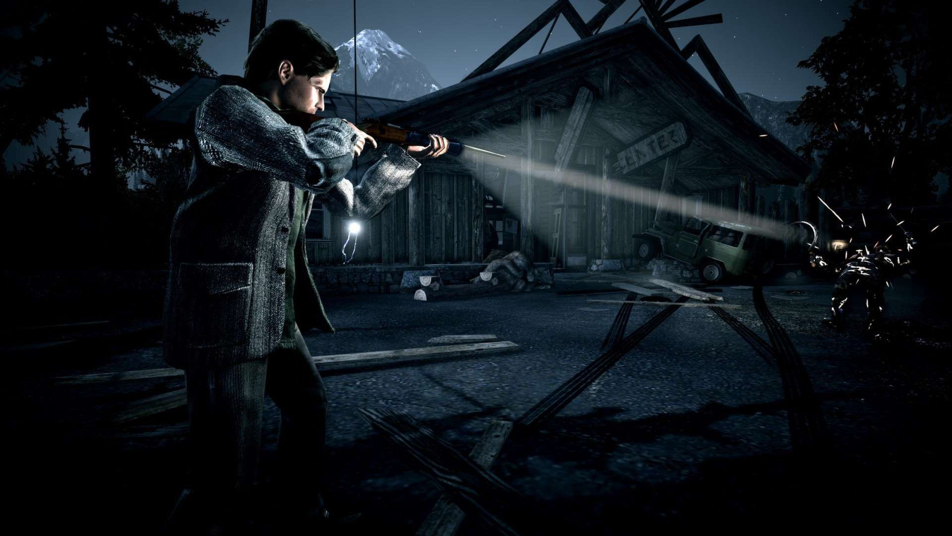 Alan Wake Captura 2