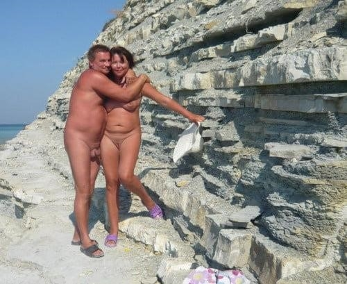 Mature nude beach pic-6805