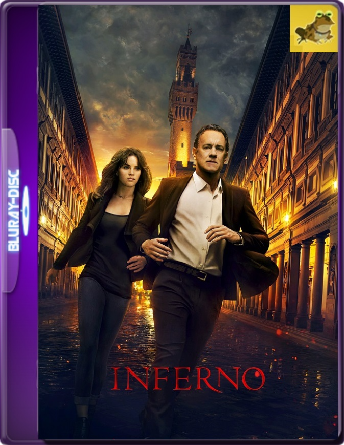 Inferno (2016) Brrip 1080p (60 FPS) Latino / Inglés