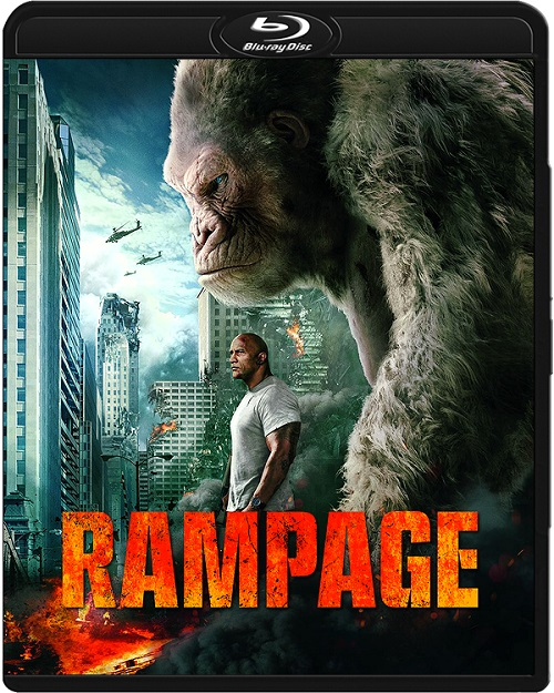 Rampage: Dzika furia / Rampage (2018) MULTi.720p.BluRay.x264.DTS.AC3-DENDA / LEKTOR, DUBBING i NAPISY PL