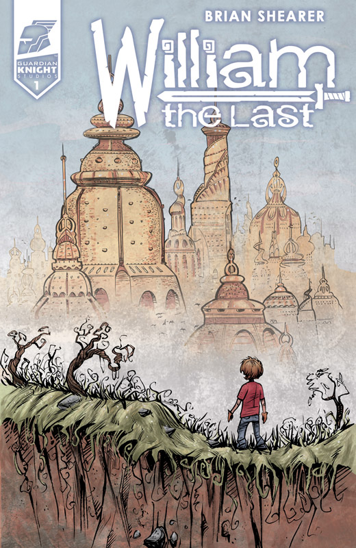 William the Last #1-4 (2018-2019)