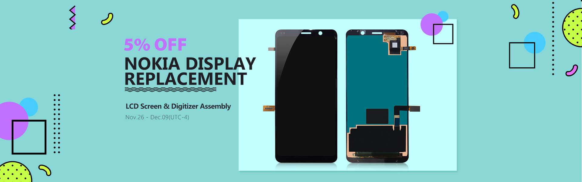 Ipartsexpert Unveils Quality & Fashion Phone Accessories To Accessorize, Personalize, And Protect Mobile Phones For People