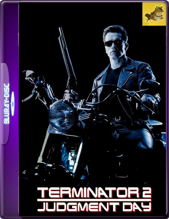 Terminator 2: El Juicio Final (1991) Brrip 1080p (60 FPS) Latino / Inglés