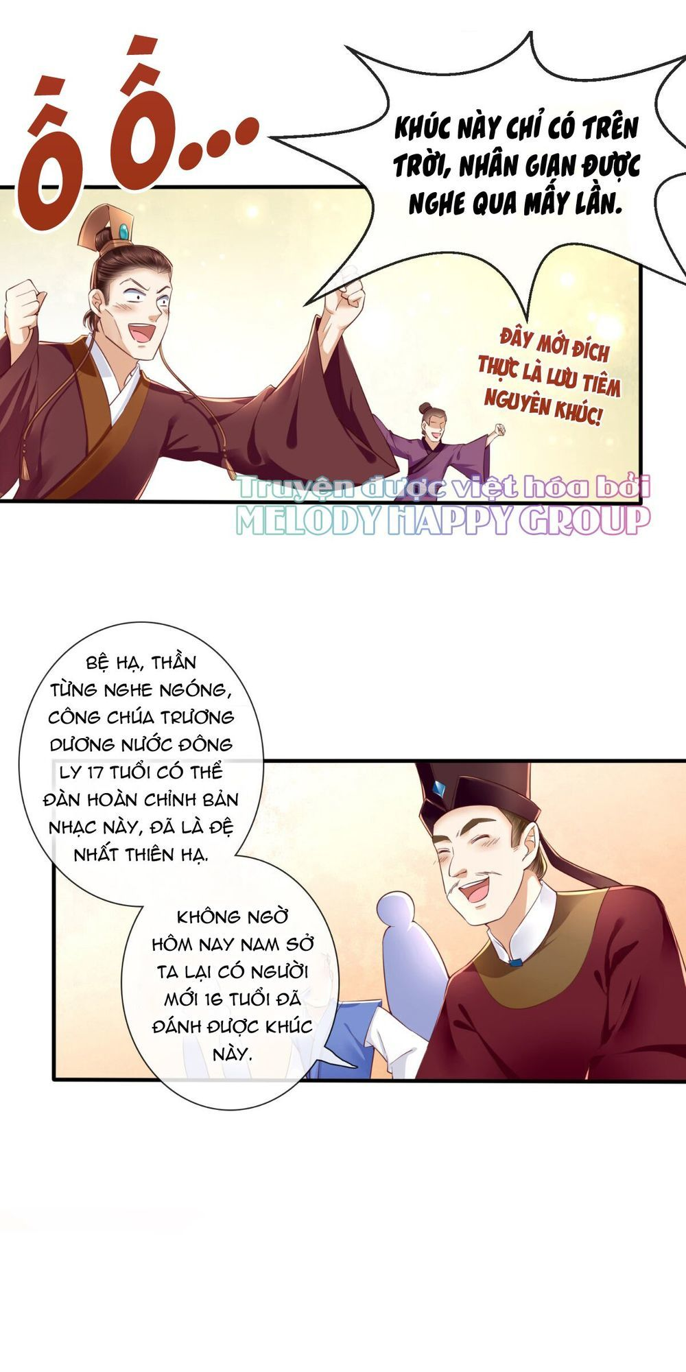 Độc Phi Ngu Ngốc Không Thể Chọc Chapter 40