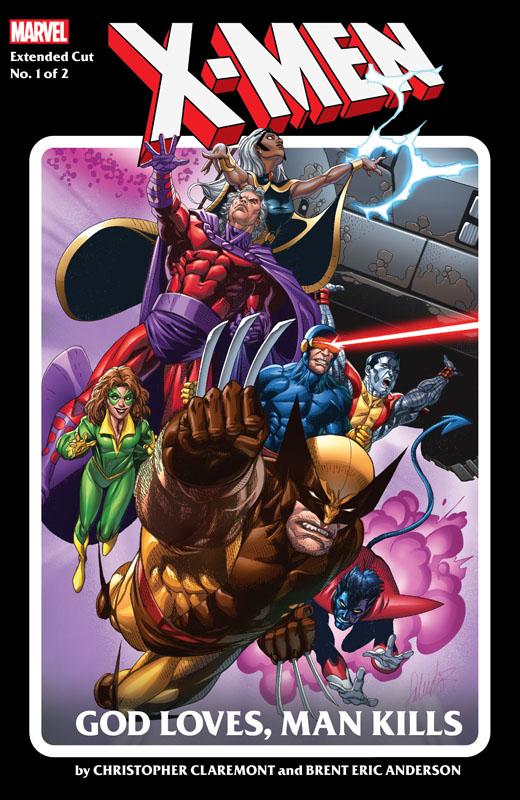 X-Men - God Loves, Man Kills Extended Cut 01-02 (2020) Complete