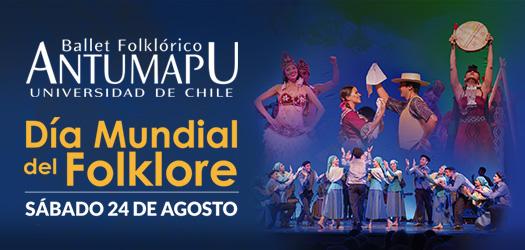 Día Mundial del Folklore 2019