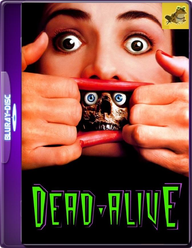 Dead Alive (1992) Brrip 1080p (60 FPS) Inglés Subtitulado
