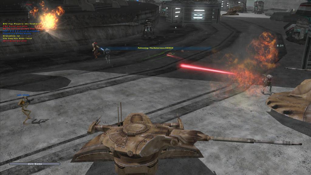Star Wars: Battlefront II Captura 3