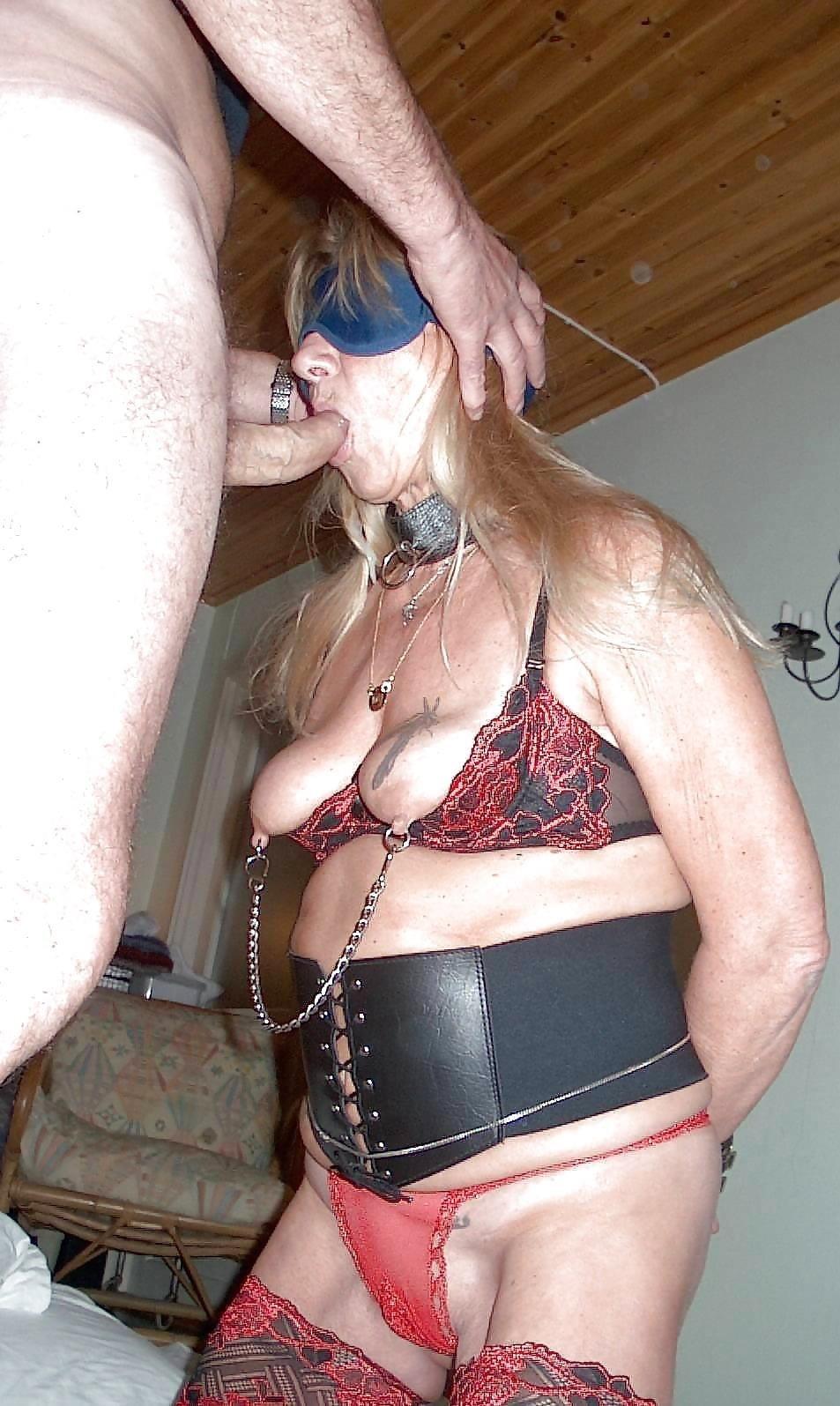 Hogtied sex slave-8024