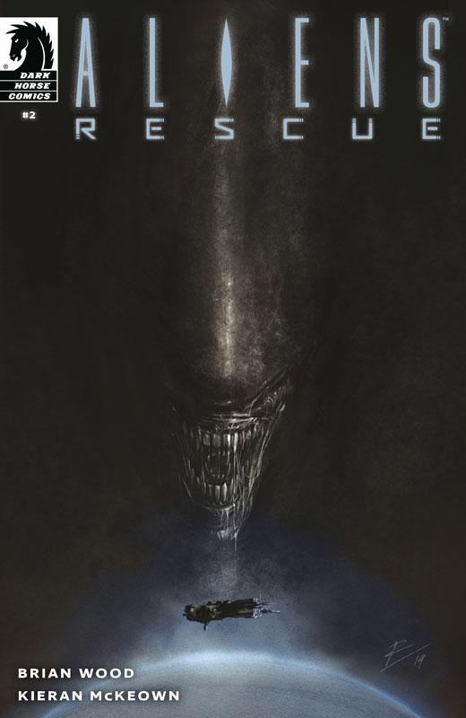Aliens - Rescue #1-4 (2019) Complete