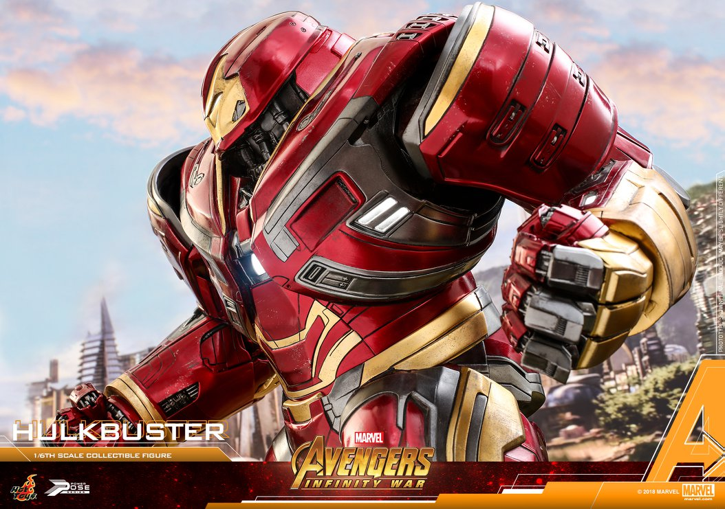 Avengers Infinity War - HulkBuster Mark 2 1/6 (Hot Toys) O8w3Yyrd_o