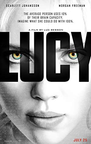 Lucy (2014) 1080p BluRay Dual Audio Hindi+English