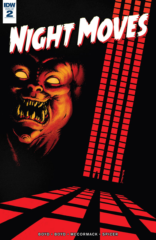 Night Moves #1-2 (2018)