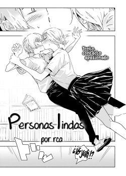 Personas Lindas