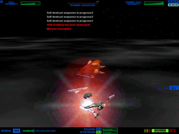 Star Trek: Starfleet Command Gold Edition Captura 3