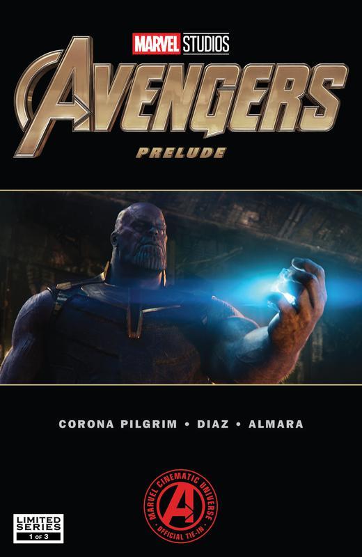 Marvel's Avengers Untitled Prelude 01 (of 03) (2019)