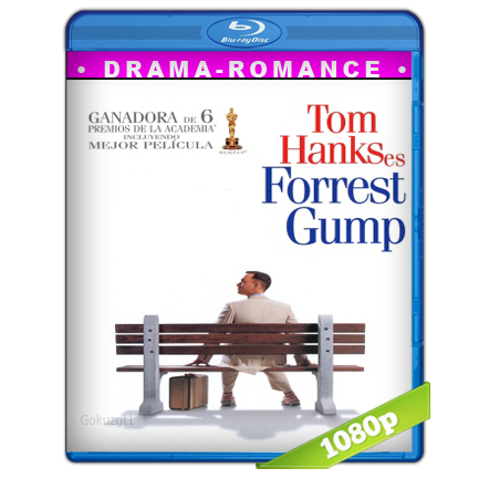 Forrest Gump 1080p Lat-Cast-Ing[Drama](1994)