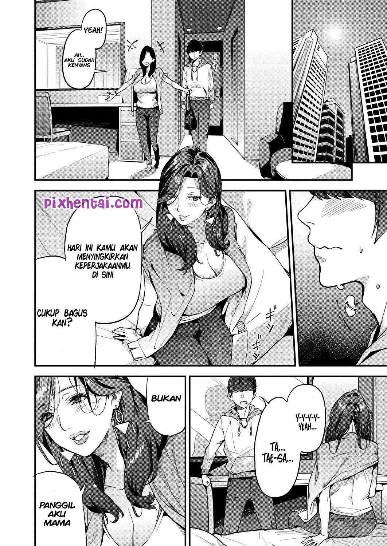 Komik Hentai Together With a Single Mother Manga XXX Porn Doujin Sex Bokep 06