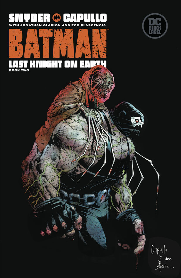 Batman - Last Knight on Earth #1-3 (2019-2020) Complete