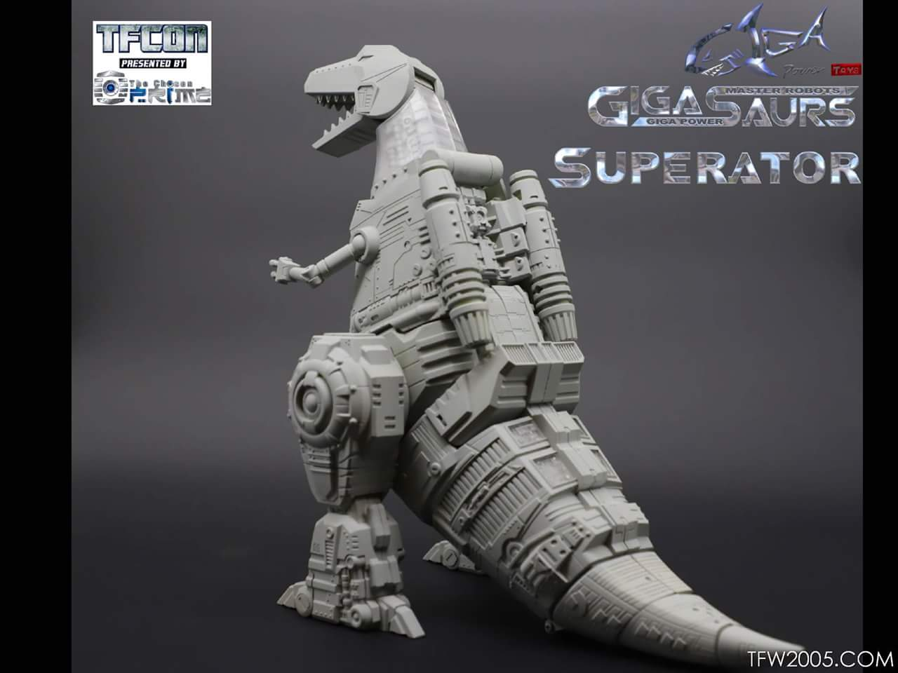 [GigaPower] Produit Tiers - Jouets HQ-01 Superator + HQ-02 Grassor + HQ-03 Guttur + HQ-04 Graviter + HQ-05 Gaudenter - aka Dinobots - Page 6 E6YcAHdn_o